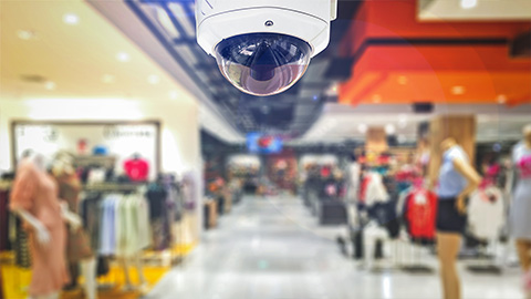 Commercial cctv services