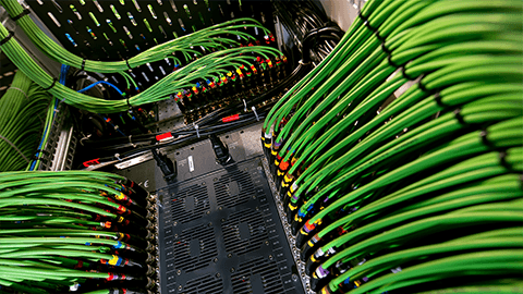 Specialised solutions for structured cabling
